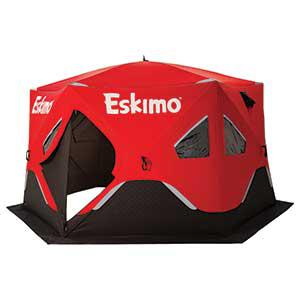 Зимняя палатка ESKIMO Fatfish 6120 Six Sided Insulated