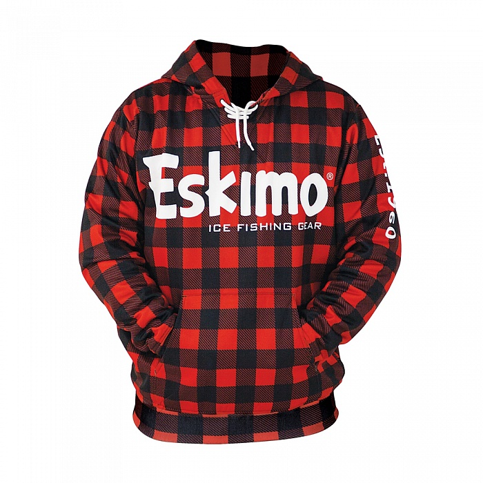 Кофта ESKIMO BUFFALO PLAID (3-4XL)